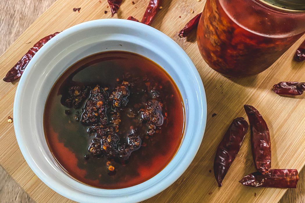 Homemade Chili Oil Recipe
