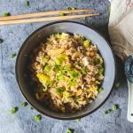 the best easy quick garlic fried rice japanese